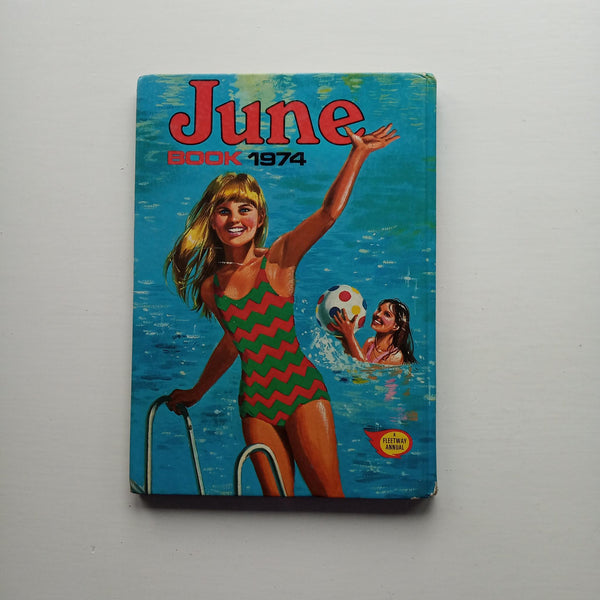 June Book 1974 by Uncredited