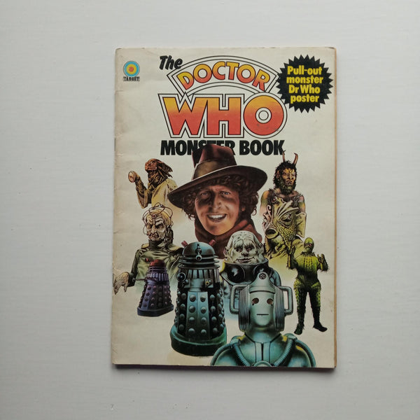 The Doctor Who Monster Book by Terrance Dicks