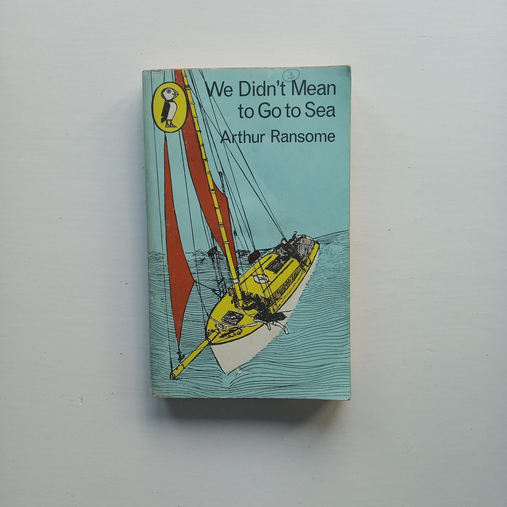 We Didn't Mean to Go to Sea by Arthur Ransome