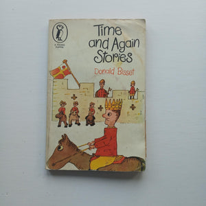 Time and Again Stories by Donald Bisset