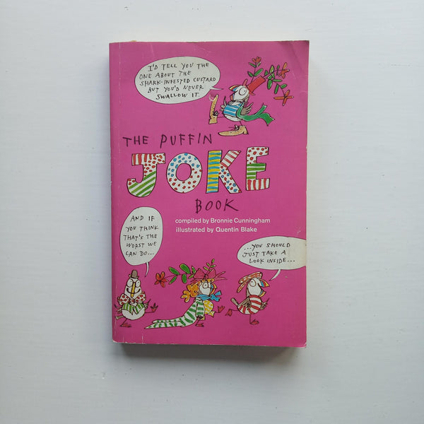 The Puffin Joke Book by Bronnie Cunningham (ed)