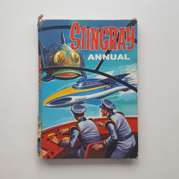 Stingray Annual by Uncredited