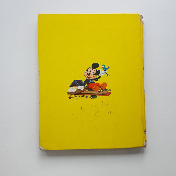 Micky Mouse Annual 1960 by Walt Disney
