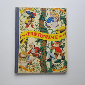 Your Pantomime Book by Patrick Barrington