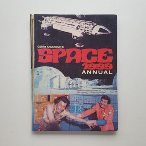 Space 1999 Annual by Gerry Anderson
