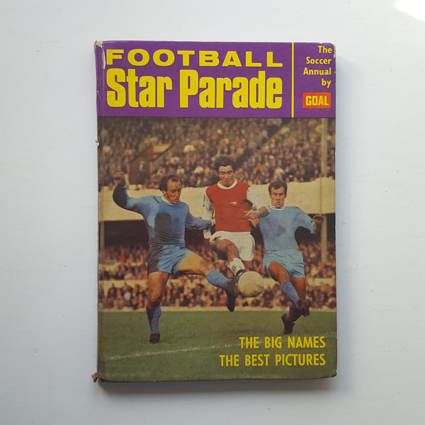 Football Star Parade by Uncredited