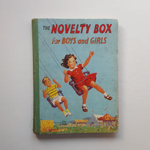 The Novelty Box for Boys and Girls by Uncredited