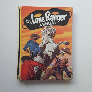 The Lone Ranger Annual by Uncredited