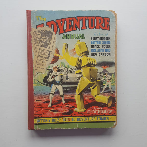 The Adventure Annual by Various