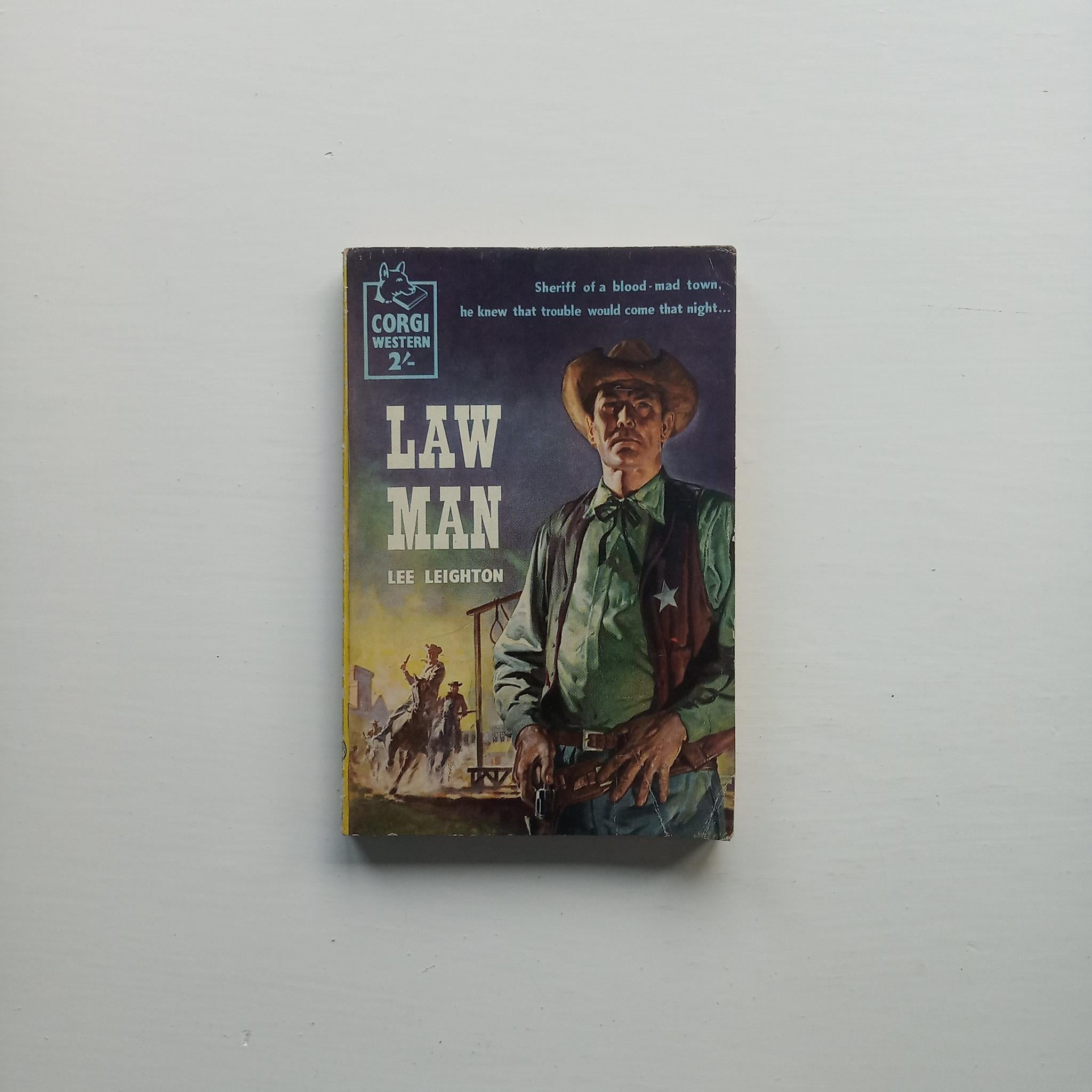 Law Man by Lee Leighton