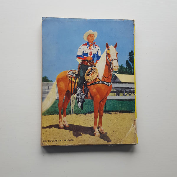 Roy Rogers Comic Album by Uncredited