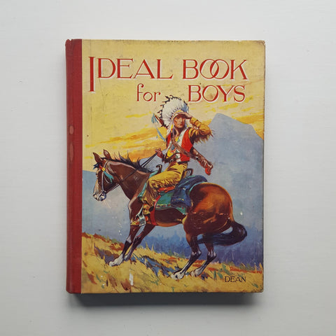 Ideal Book for Boys by Various