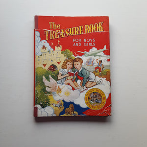 The Treasure Book for Boys and Girls by Various