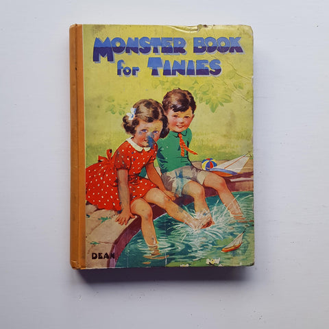 Monster Book for Tinies by Uncredited