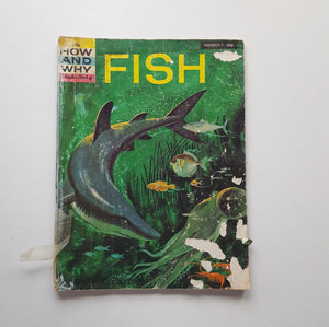 The How and Why Wonder Book of Fish by Geoffrey Coe