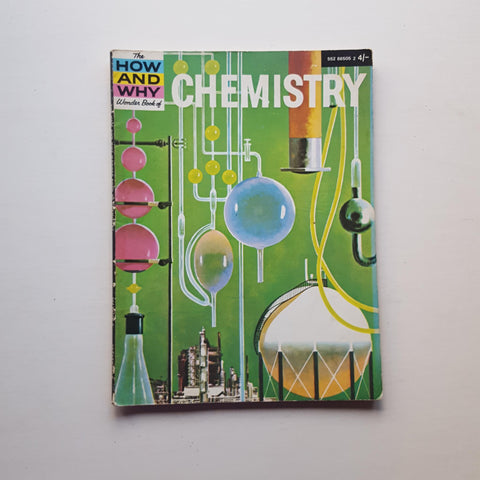 The How and Why Wonder Book of Chemistry by Martine L. Keen