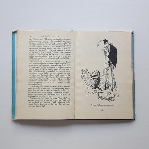 The Dog's Ear Book by Geoffrey Willans