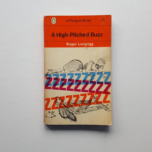 A High-Pitched Buzz by Roger Longrigg