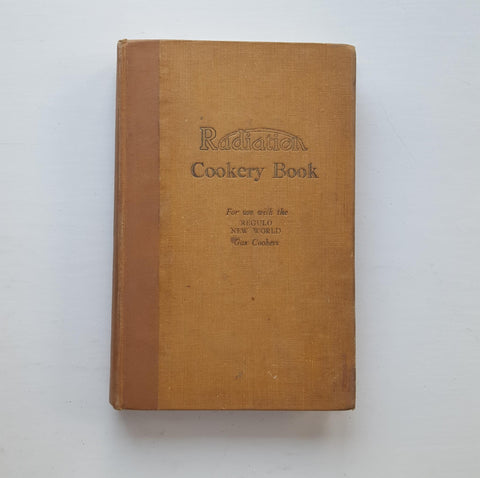 Radiation Cookery Book by Uncredited