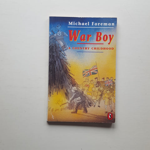 War Boy by Michael Foreman