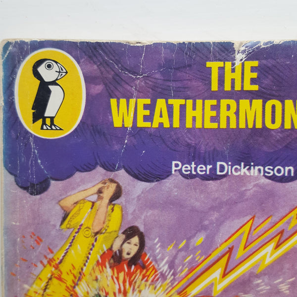 The Weathermonger by Peter Dickinson