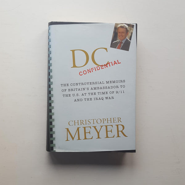 DC Confidential by Christopher Meyer