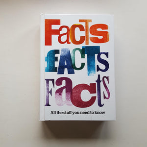 Facts Facts Facts by Liam Rodger (ed)