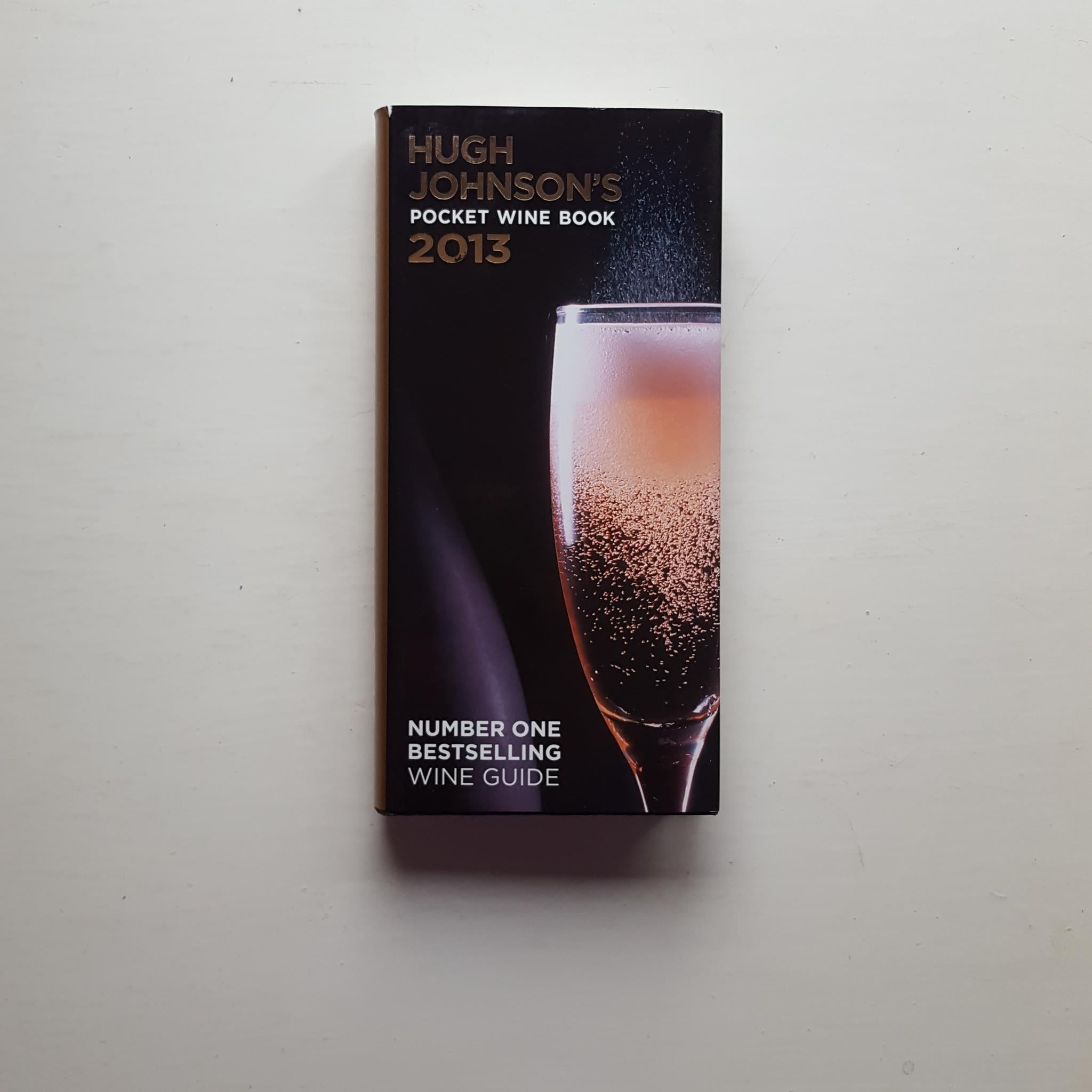 Hugh Johnson's Pocket Wine Book 2013 by Hugh Johnson