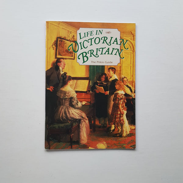 Life in Victorian Britain by Michael St John Parker
