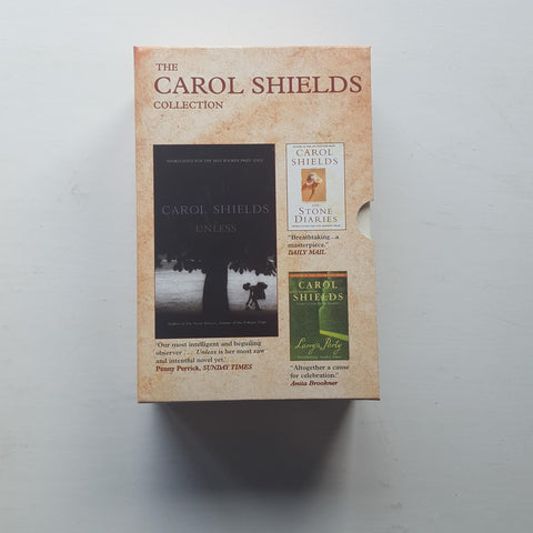 The Carol Shields Collection by Carold Shields