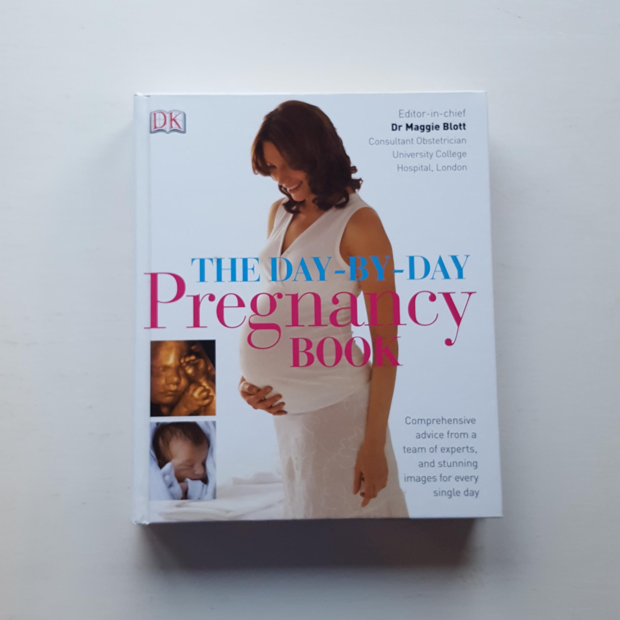 The Day-by-day Pregnancy Book by Dr Maggie Blott (ed)