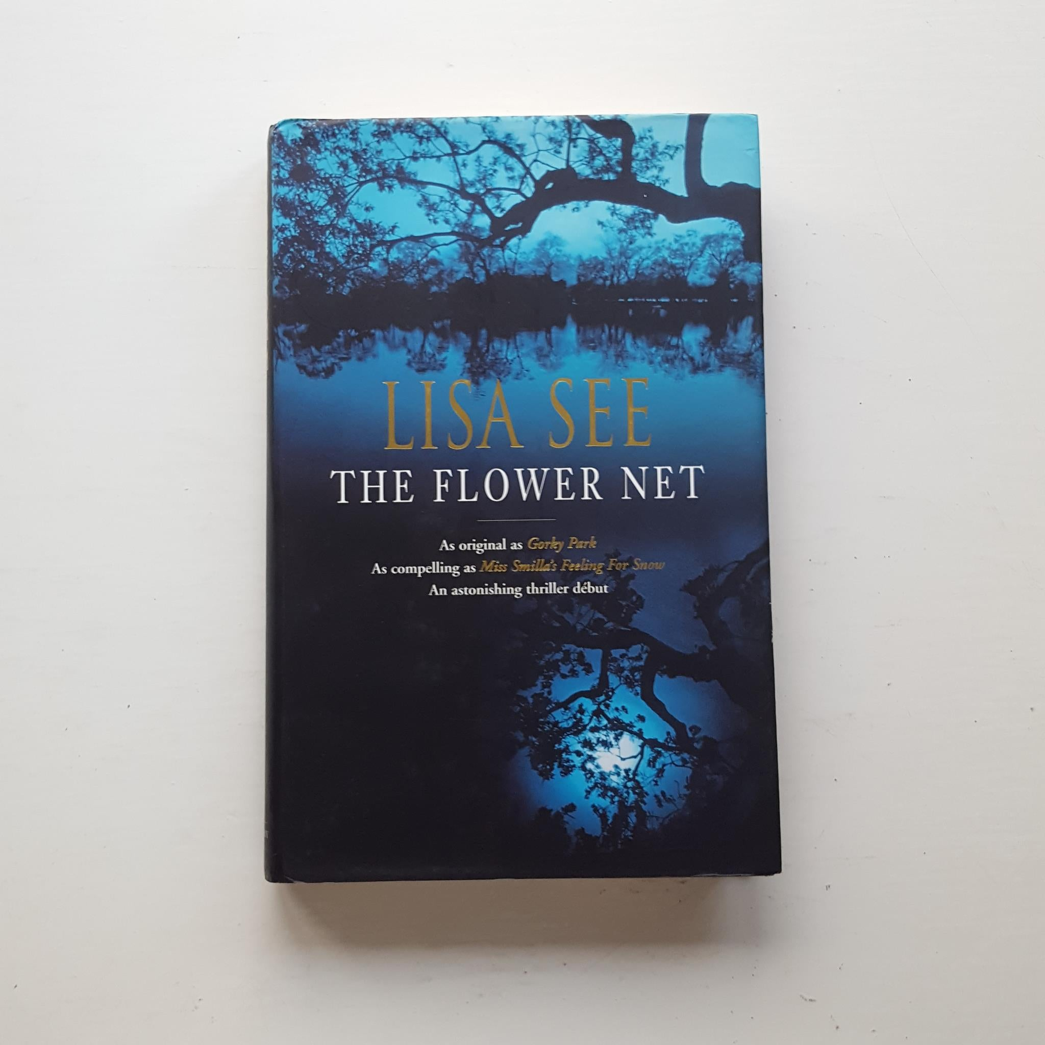 The Flower Net by Lisa See