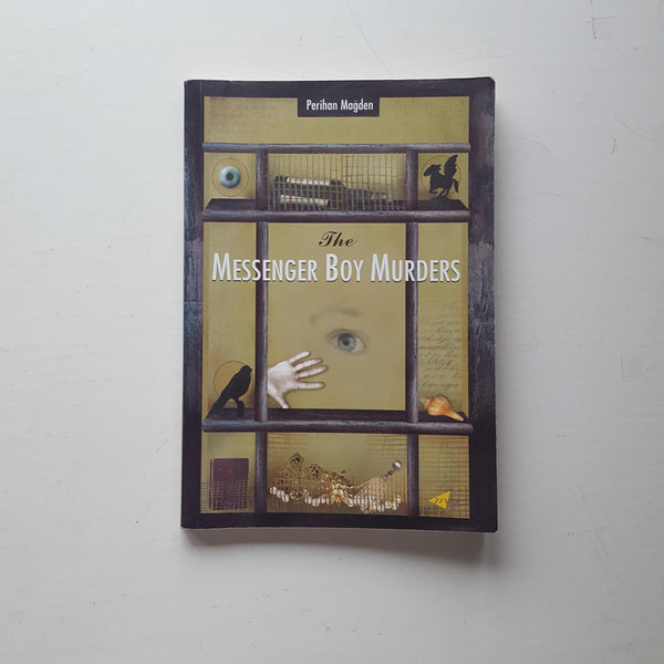 The Messenger Boy Murders by Perihan Magden
