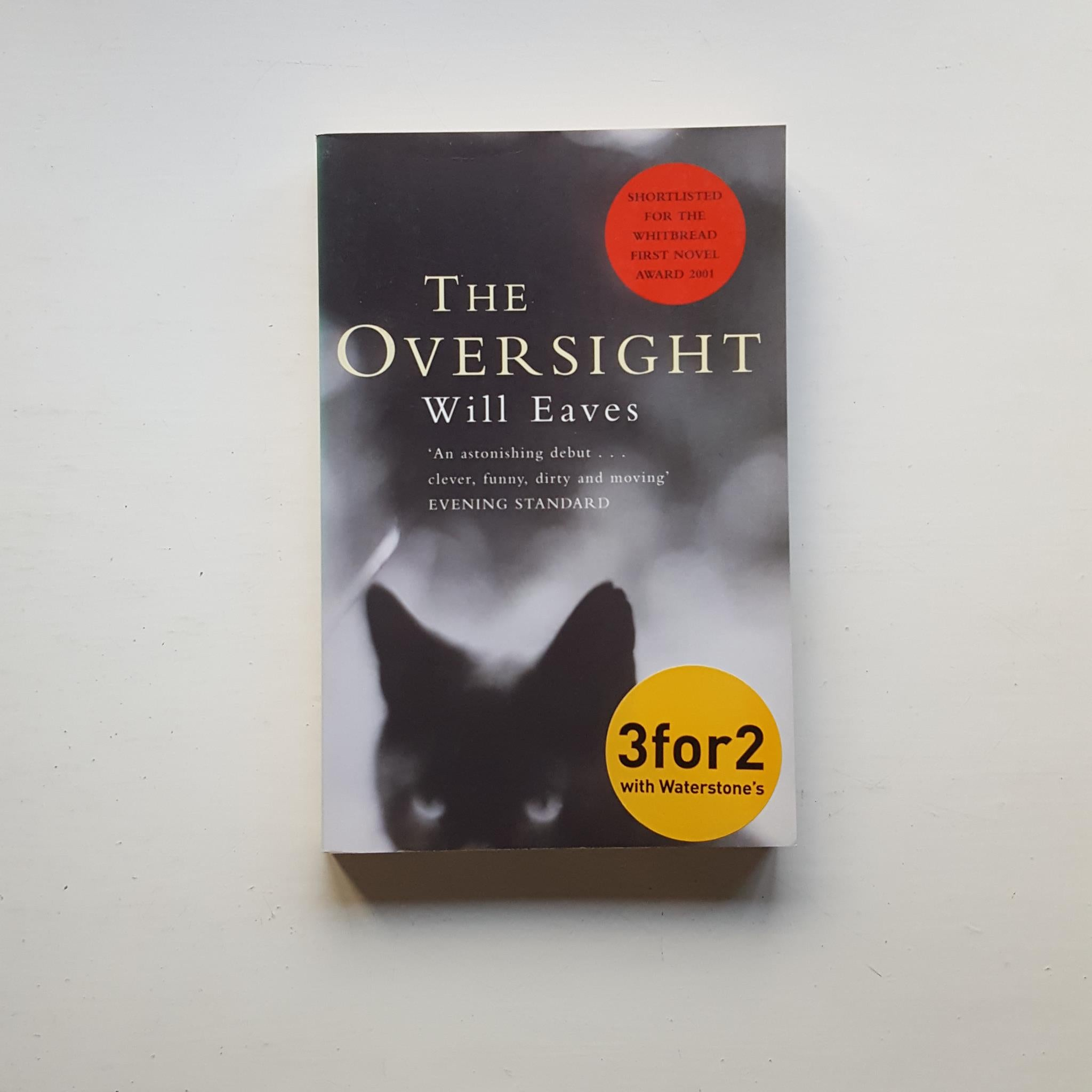The Oversight by Will Eaves