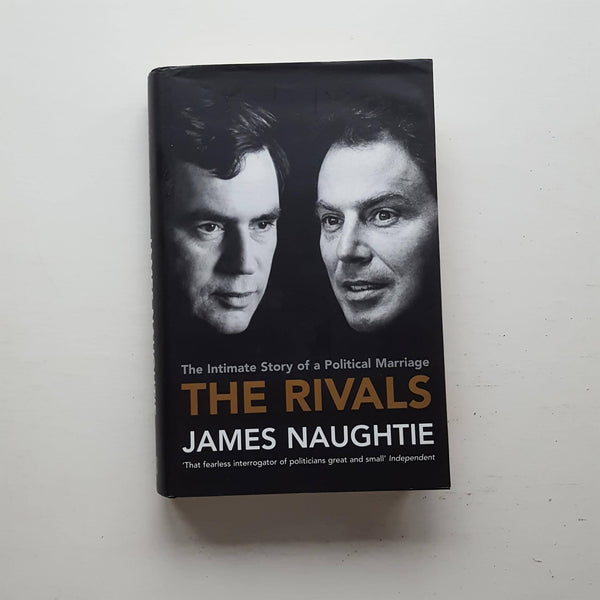 The Rivals by James Naughtie