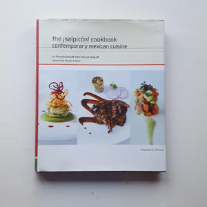 The Salpicon Cookbook by Priscila and Vincent Satkoff
