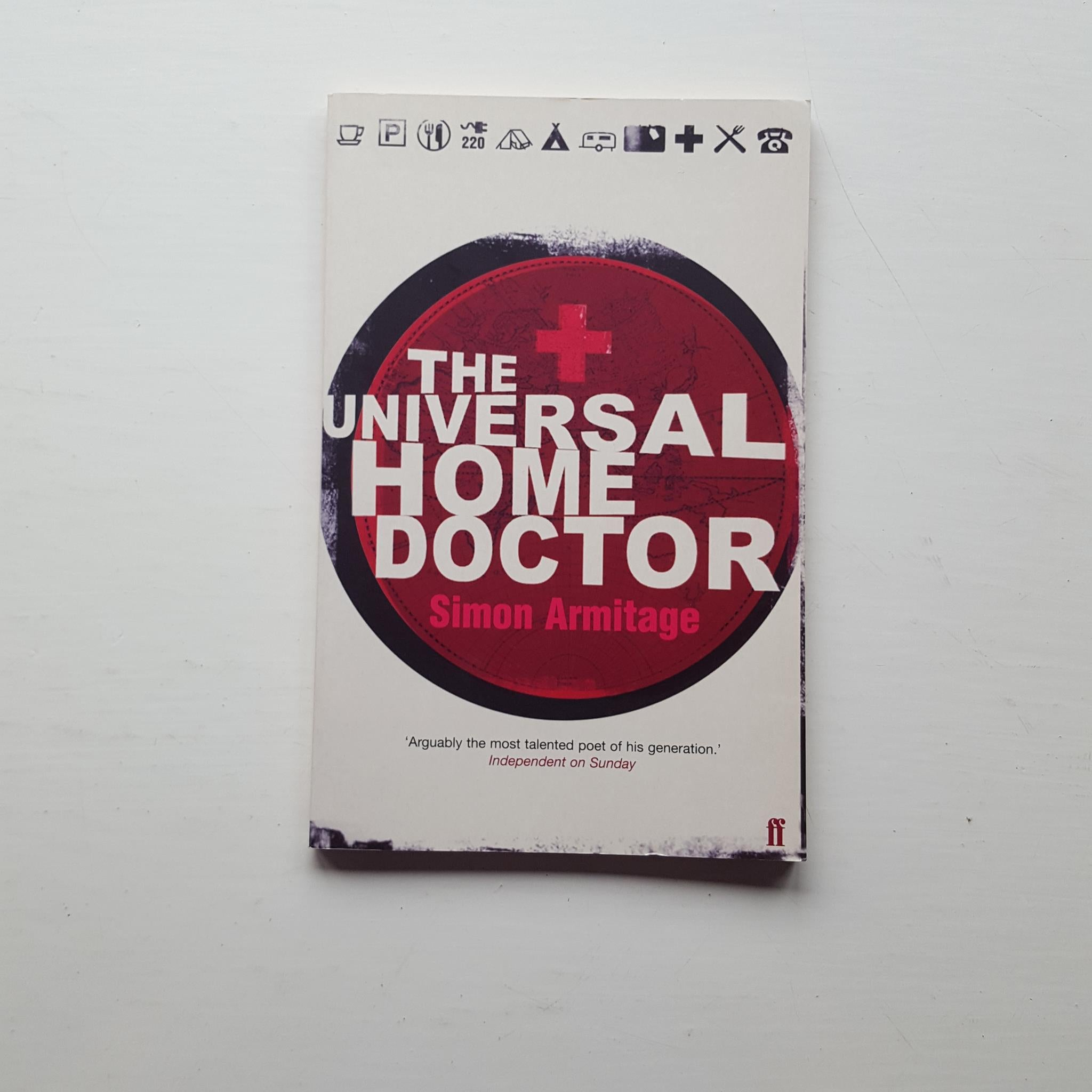 The Universal Home Doctor by Simon Armitage