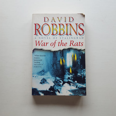 War of the Rats by David Robbins