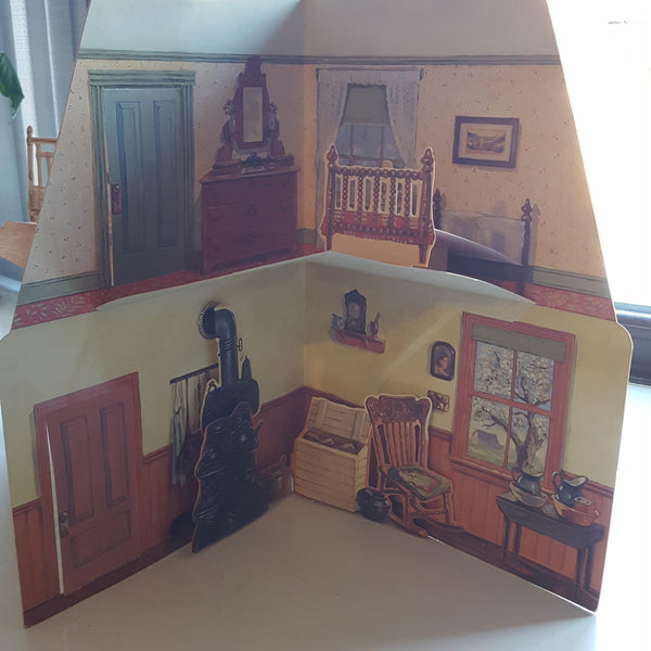 The Anne of Green Gables Pop-Up Dollhouse by Rick Morrison