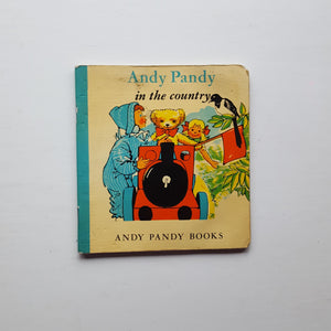 Andy Pandy in the Country by Maria Bird