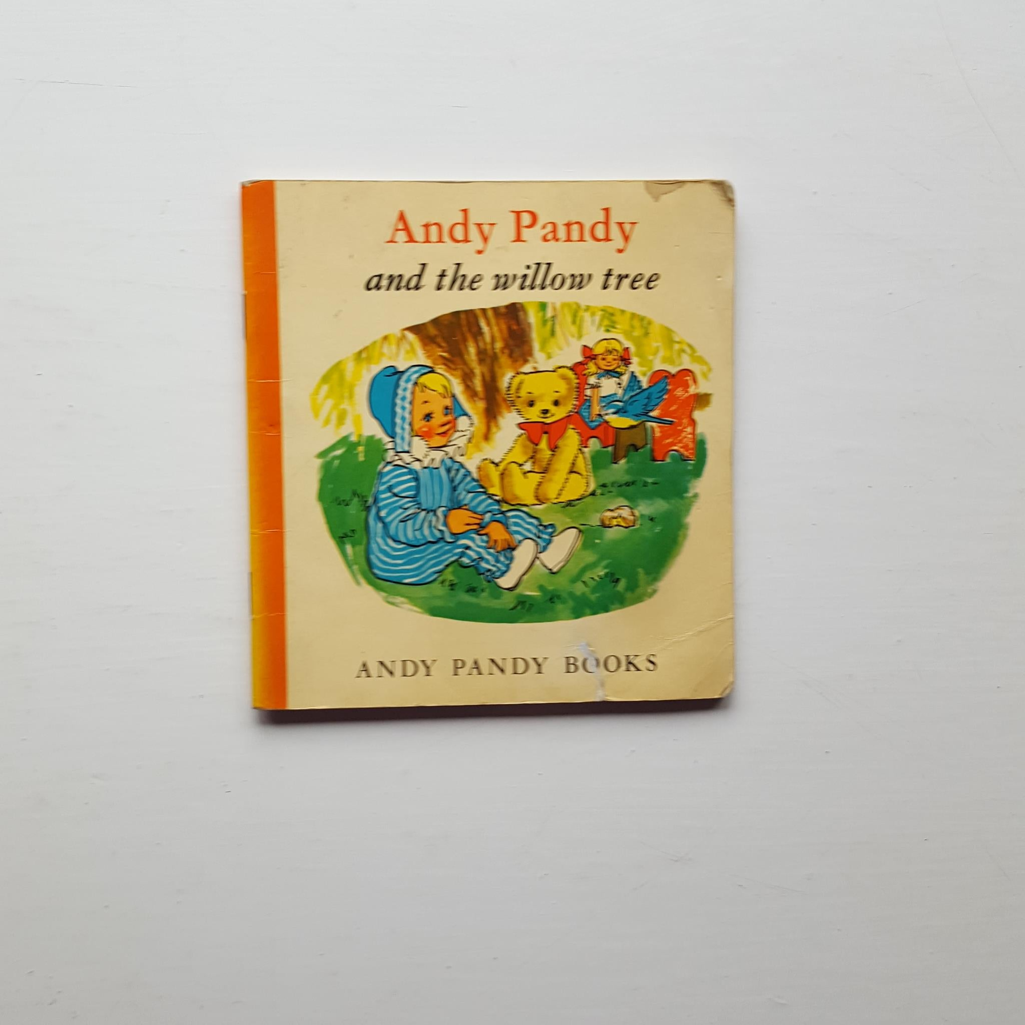 Andy Pandy and the Willow Tree by Maria Bird