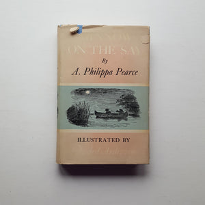Minnow on the Say by A. Philippa Pearce