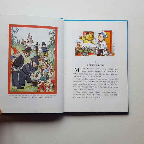 Hurrah for Little Noddy by Enid Blyton