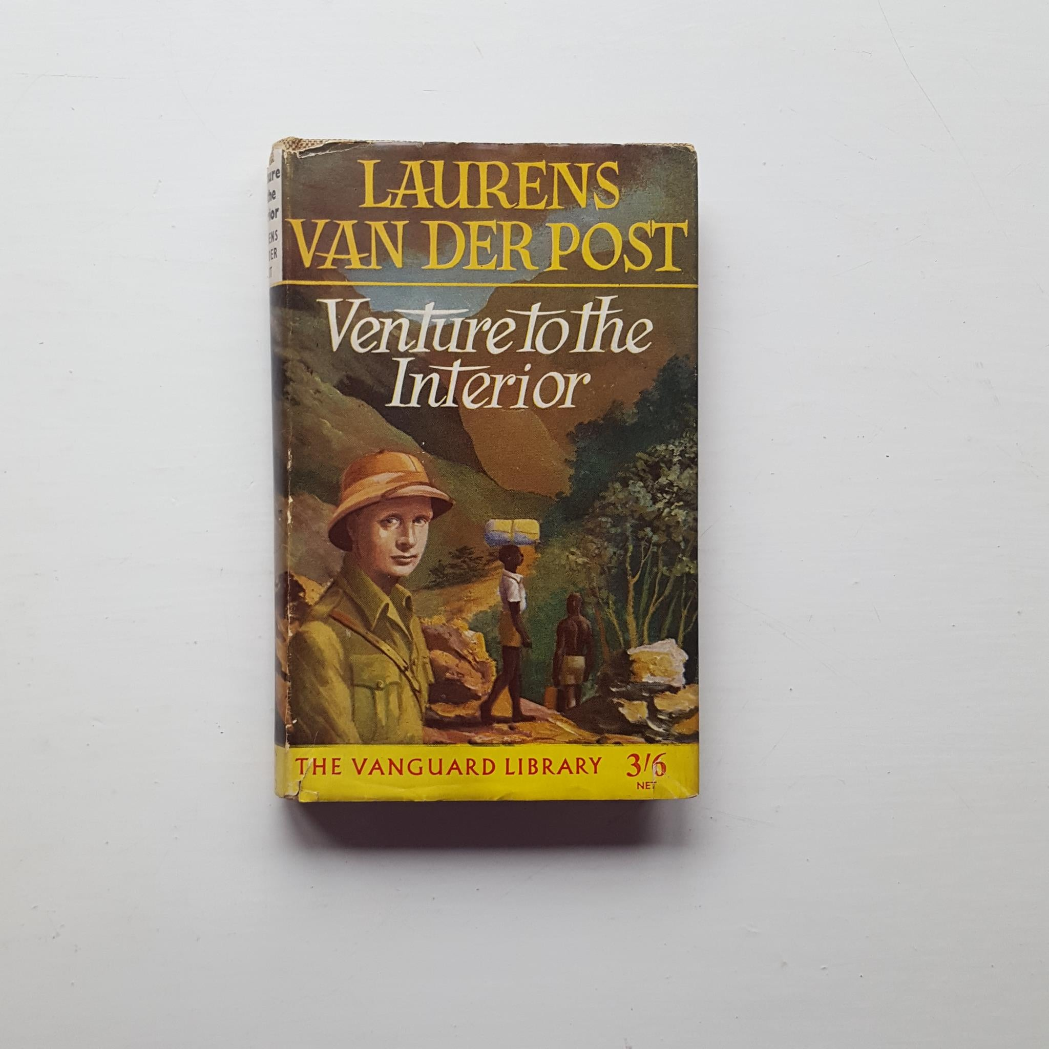 Venture to the Interior by Laurens Van Der Post