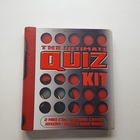The Ultimate Quiz Kit by Uncredited