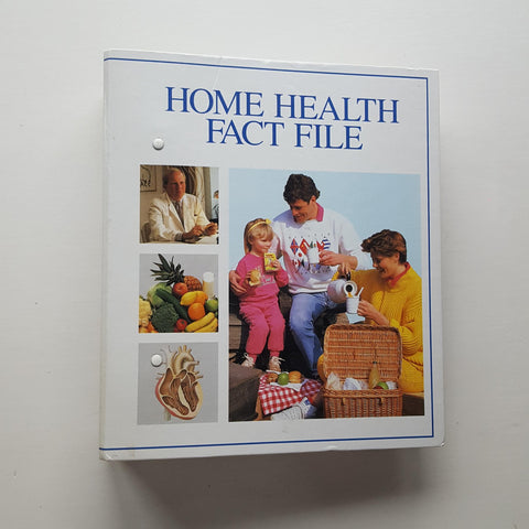 Home Health Fact File by Unspecified