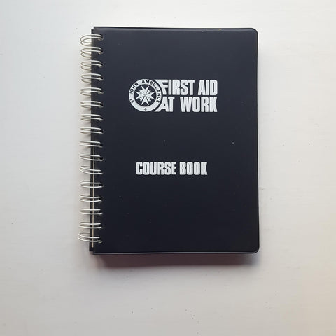 First Aid at Work Coursebook by St John Ambulance Association