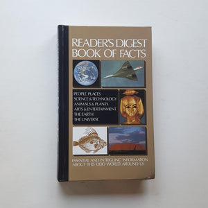 Reader's Digest Book of Facts by Reader's Digest