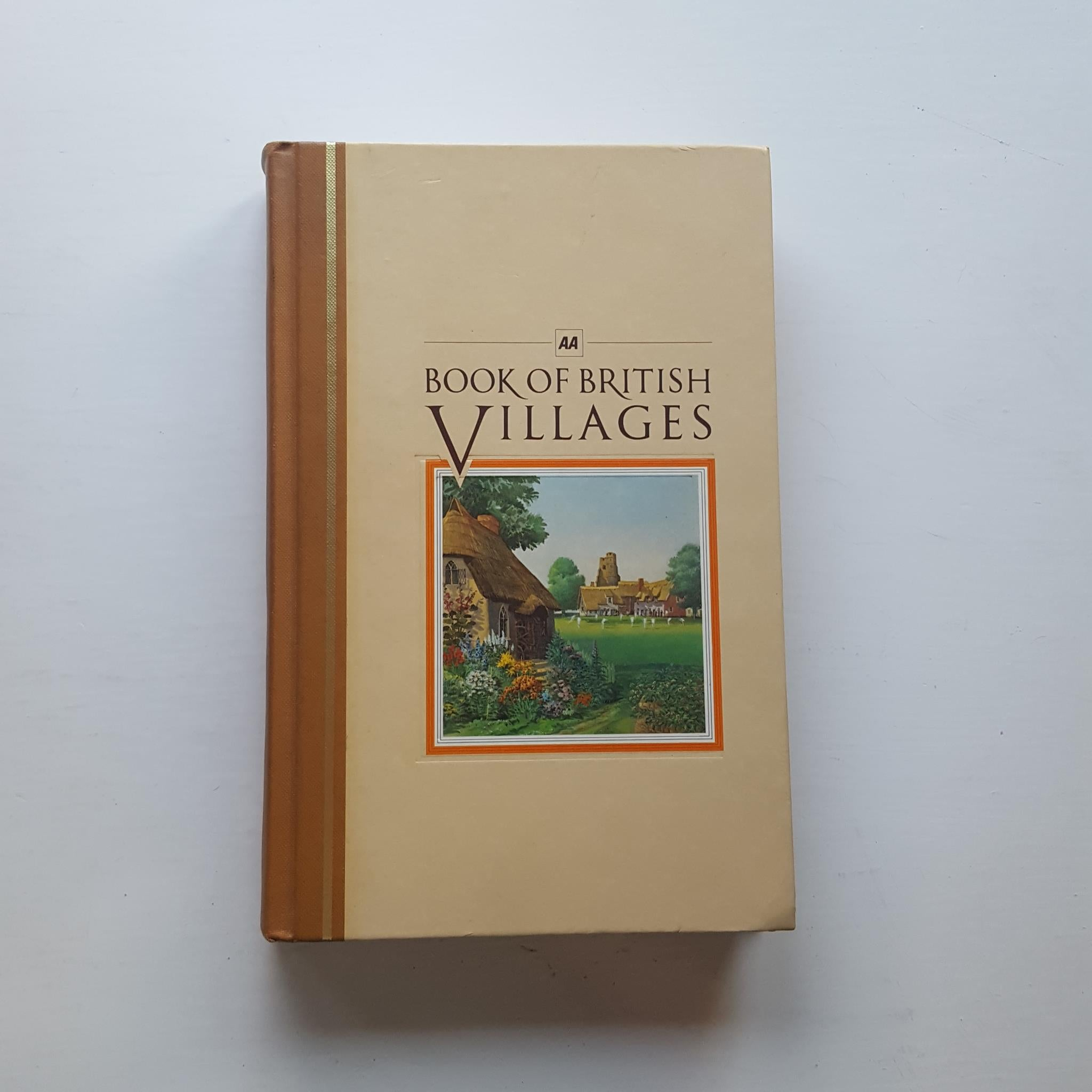 AA Book of British Villages by Various