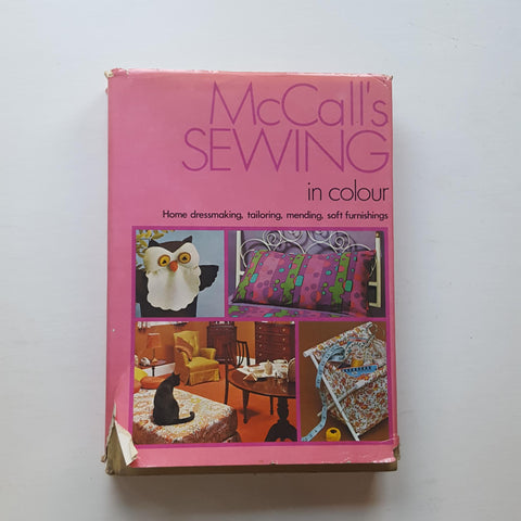 McCall's Sewing in Colour by Uncredited